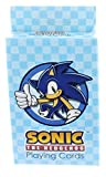 Great Eastern Sonic The Hedgehog Playing Cards
