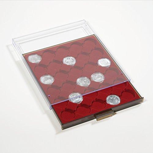 Star Collect Münzbox für 10- und 20 Euro Münzen in Münzkapseln