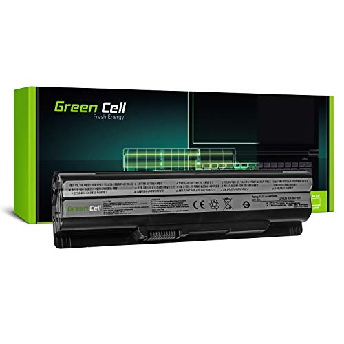 Green Cell Laptop Battery BTY-S14 BTY-S15 for MSI GE60 GE70 GP60 GP70 CR41 CR61 CR650 CX41 CX650 CX70 GE620 GE620DX FX600 FX700 FX720 MS-1482 MS-1756 MS-1757 MS-1758 MS-16G1