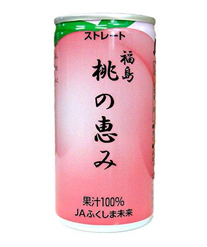 桃の恵み《ももジュース(ストレート)》190g×30本