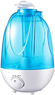 Cool Mist Humidifier, 4L, Whisper-Quiet Operation, 360° Rotate, Automatic Shut-Off , Night Light Function, Bedroom. living...
