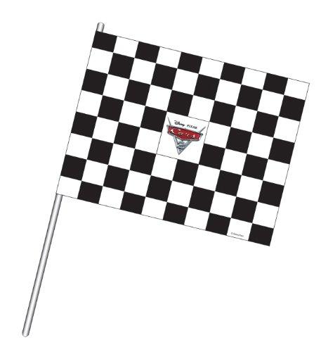 4 Zielflaggen Cars 2