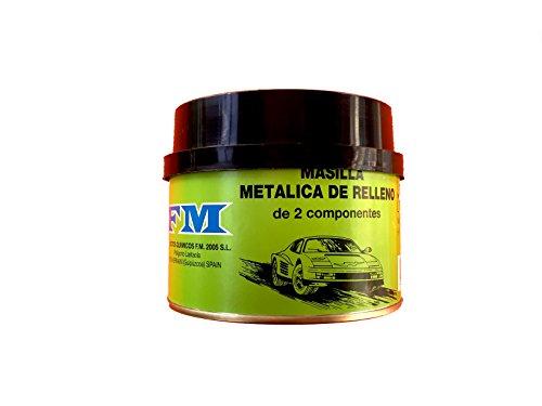 Masilla de Carrocero Profesional Metálica de Relleno (350 g FM) Envío GRATIS 24 h.