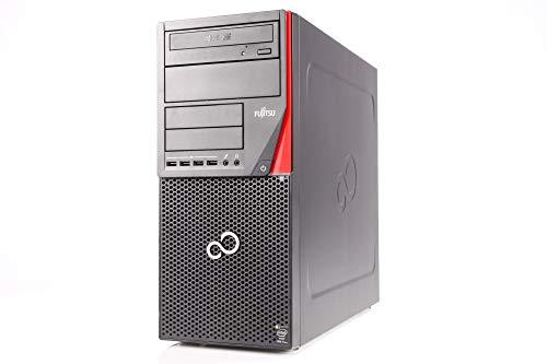 Fujitsu Esprimo P920 | 3 Jahre Garantie | Core i5 4570 bis 3.6 GHz | 16GB RAM | 120GB SSD + 500GB HDD | DVD RW | Win10 Pro | G Data Internetsecurity | Acronis True Image | (Generalüberholt)