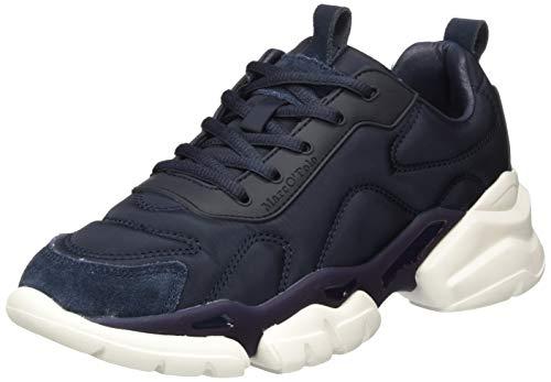 Marc O'Polo Damen 00715503504334 Sneaker, 890 Navy,40 EU