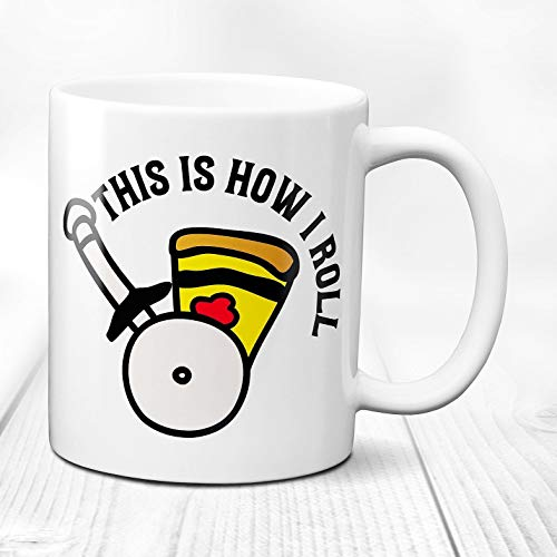 Personalized Gift/Mothers Day Gift/Pizza Mug | Pizza chief mug/pizza birthday mug/pizza present...