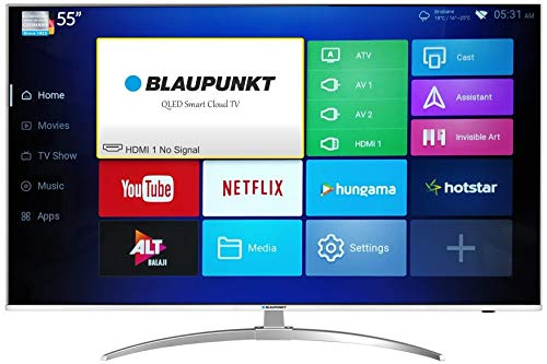Blaupunkt 55 inches 4K TV