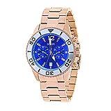 Nautec No Limit Herren Multi Zifferblatt Quarz Uhr mit Edelstahl Armband 129778