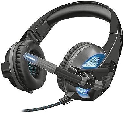 Trust Gaming GXT 410 Rune Cuffie PC Illuminate, Nero - Trova i prezzi più bassi