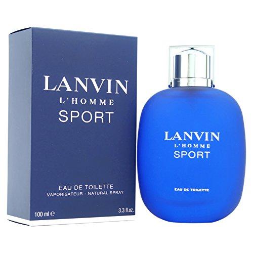 Lanvin Sport Homme EDT 100 ml Vapo, 1er Pack (1 x 100 ml)