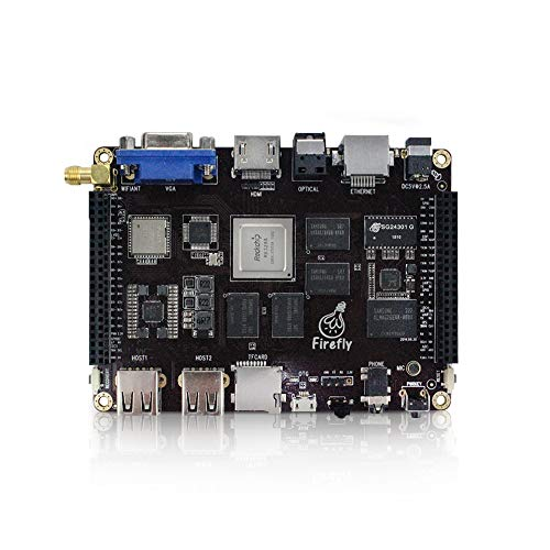 Firefly Rockchip RK3288 Single Board Computer Suppport Android and Ubuntu for Smart robot & Vending Machines