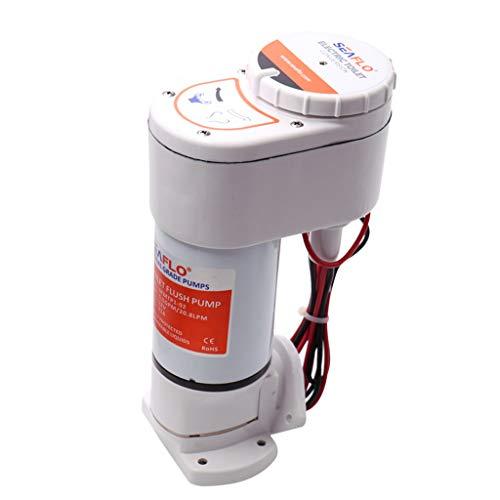 Almencla Conversione WC Elettrico, Kit Conversione WC 12v, Manuale Elettrico