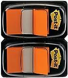 Post-it - Dispensador de banderitas separadoras (2 x 50 unidades, 25 mm), color...