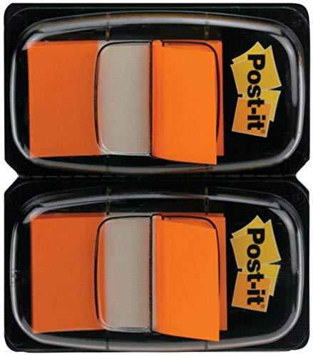 Post-it, segnapagina, confezione doppia da 25mm, viola (50x 2) Orange