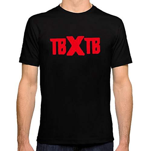 T-B xT-B Shirt hot New Cool tee for Men and Women (Design 1 - Option)
