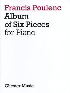 Francis Poulenc: Album Of Six Pieces