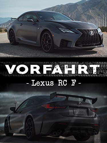 Vorfahrt: Lexus RC F