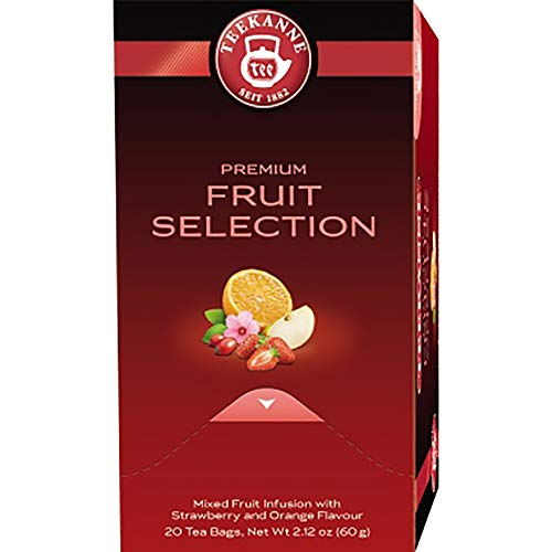 Tee Gastro-Premium-Sortiment, Premium Fruit Selection, Inhalt 3g