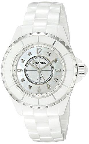 Chanel H2422 Armbanduhr, Armband aus Keramik