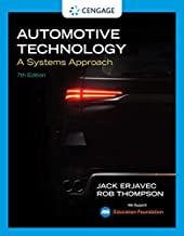 Best automotive technology a systems approach 7th edition Reviews