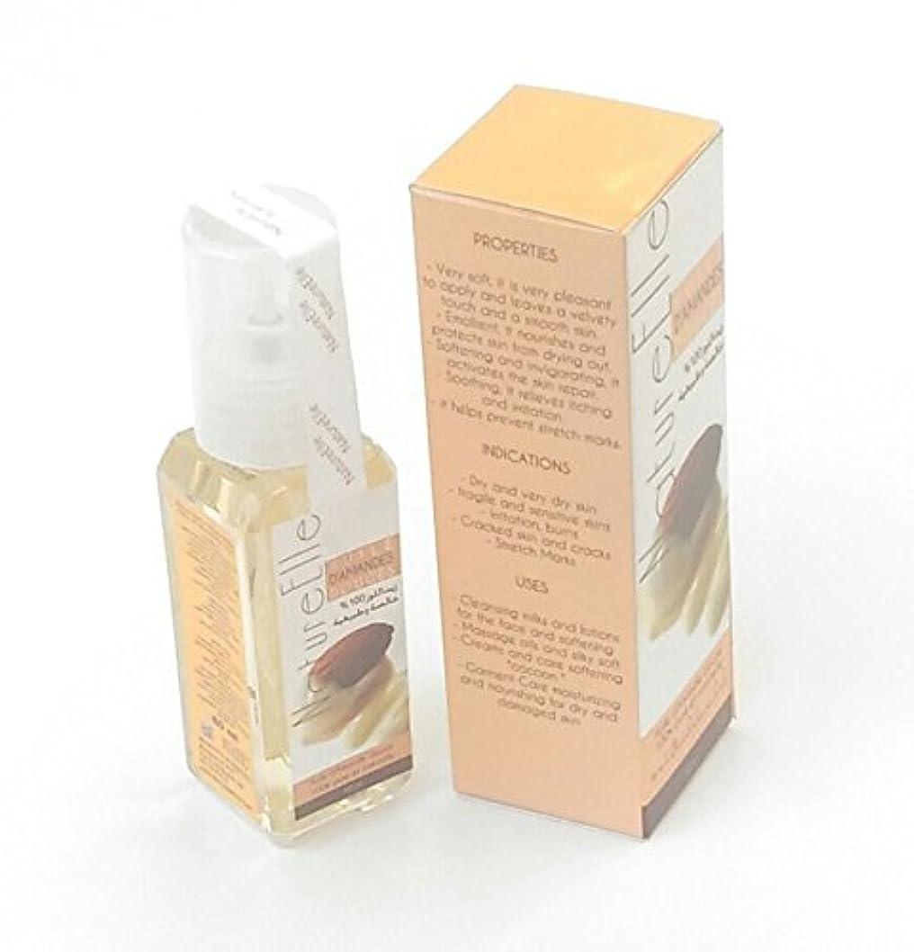 涙させる記念日NatureElle The Pure Sweet Almond Oil 100% Pure and Natural - Delivery Express in three working days - Shipping traced - 60 ml [並行輸入品]
