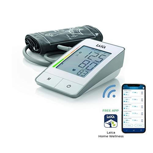 Laica bm7002Medidor de presión de brazo Smart