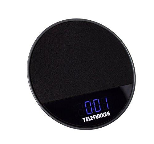Telefunken R1003 Radiowecker (UKW-Radio, Dual Alarm, Sleep-Timer, Aux-In)