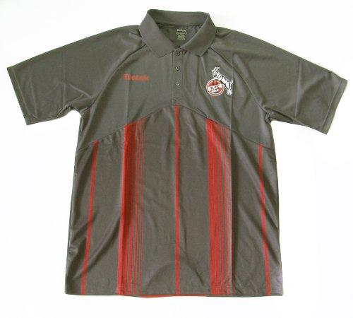 1.FC Köln Travel Polo Soft für Training Fitness Freizeit