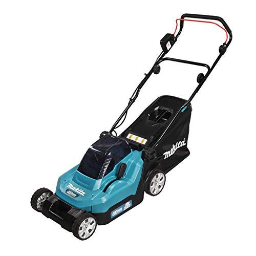 Makita DLM382CT2 Cordless Lawn Mower, 36 V