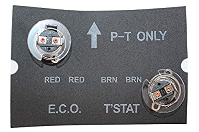 ECO Thermostat Assembly Replace for Atwood 91447 Replacement Part for Water Heater Repair Parts Fit For RV, Motor Home Emergency Cutoff Service Kit
