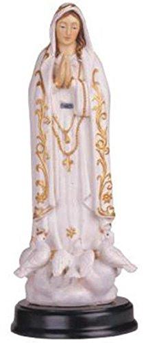 StealStreet Our Lady of Fatima Heiligen Figur Religiöse Dekoration Decor, 12,7cm
