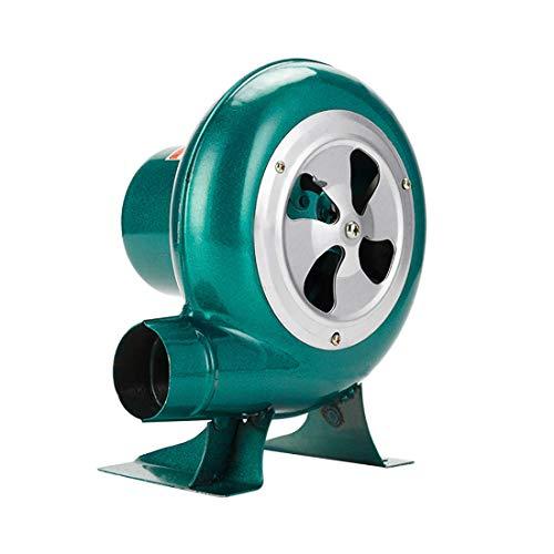 JYD Soplador 12v Recargable Barbacoa al Aire Libre pequeño Ventilador de CC eléctrico 220v voltios Control de Velocidad Estufa de combustión doméstica