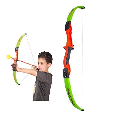 Arco e frecce per Bambini Arco con frecce per Bambini Arco frecce Bambini con 1 Arco 3 Frecce 1...