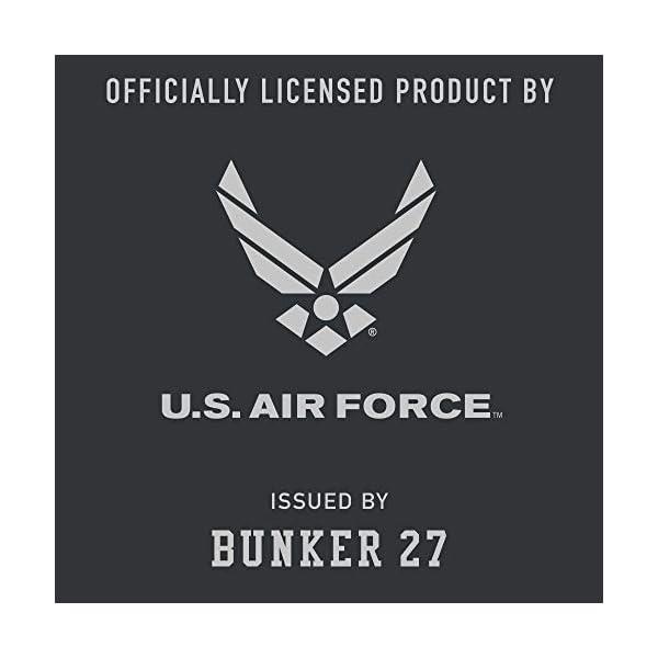 BUNKER 27 Official Air Force Logo T-Shirt