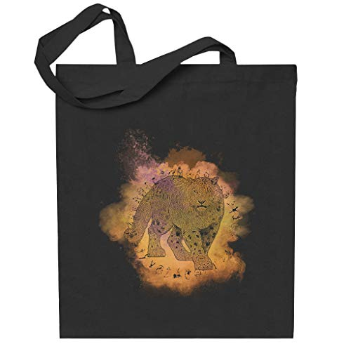 His Dark Materials Stelmaria Clouds Totebag