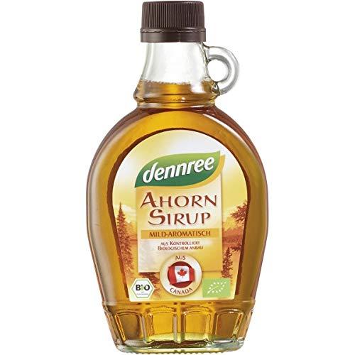 dennree Ahornsirup, mild-aromatisch (250 ml) - Bio