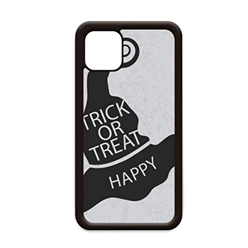 Halloween Zwarte Heks Hoed voor Apple iPhone 11 Pro Max Cover Apple mobiele telefoonhoesje Shell, for iPhone11