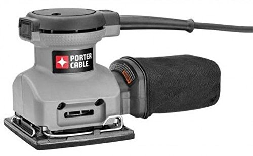 Porter Cable 380 1/4 Sheet Orbital Finish Sander
