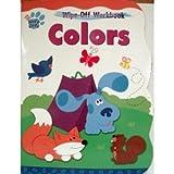 Blue's Clues Colors (Wipe-Off Workbook)