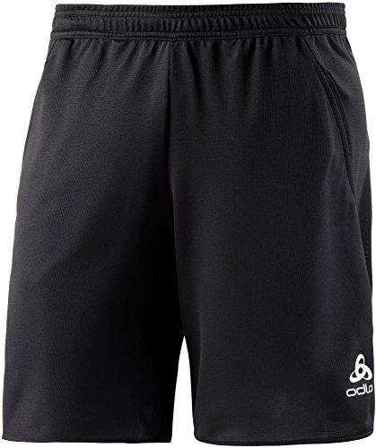 Odlo Herren Shorts LARS Laufhose, Black, XXL