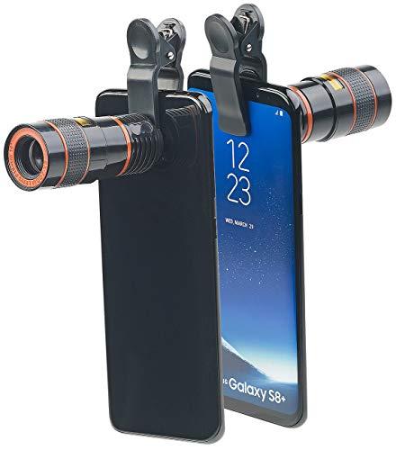 Somikon vorsatz de tele – Objetivo para smartphone & Tablet PC, 8 ...