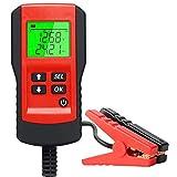 Honelife Battery Tester Car Battery Load Tester 12V 100-9999CCA Digital Battery Analyzer