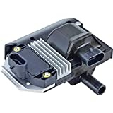 New Ignition Coil Compatible With/Replacement For Mercury Marine 383 MAG Stroker Inboard, 350 MPI Alpha