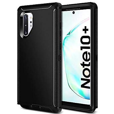 Jiunai Note 10 Plus Case, Galaxy Note 10+ 5G Ca...