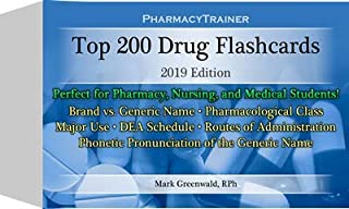 top 200 drugs pharmacy technician