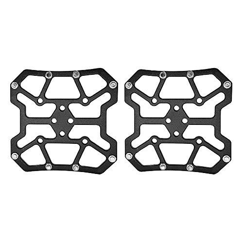 Festnight Adaptateurs de Plate-Forme de pédale Automatique pour vélo de Montagne VTT pour SPD pour KEO
