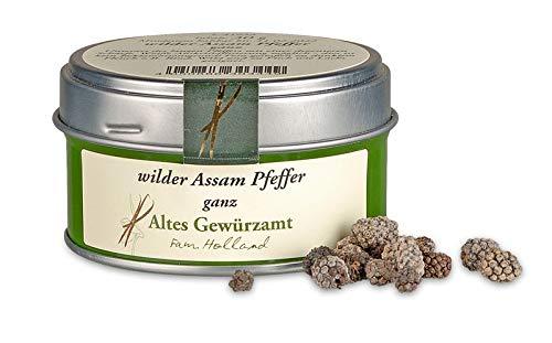 Altes Gewürzamt Wilder Assam Pfeffer 30 g Gold Edition - Ingo Holland