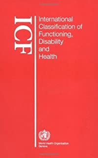 International Classification of Functioning, Disability and Health