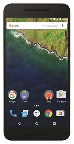 Huawei Nexus 6P 64GB - Aluminium - Unlocked