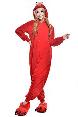 Pijamas de Animales Ropa de Dormir Disfraz de Adulto Ropa de Noche Cosplay Ropa navideña